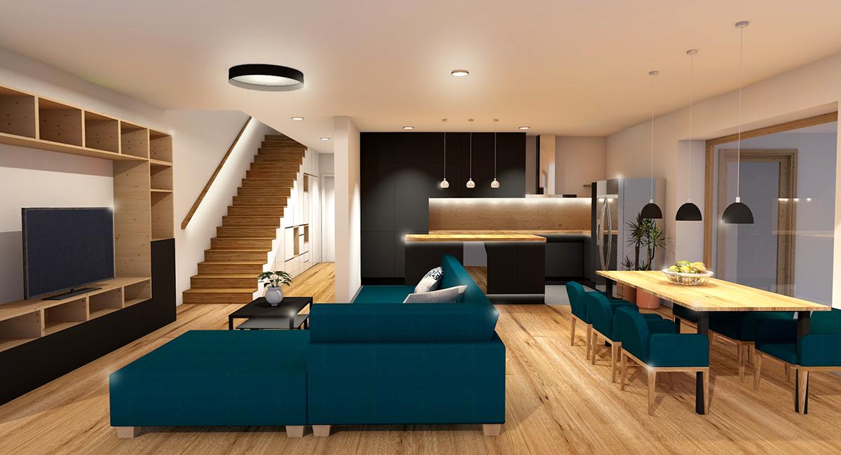 MG Slider - Modern House