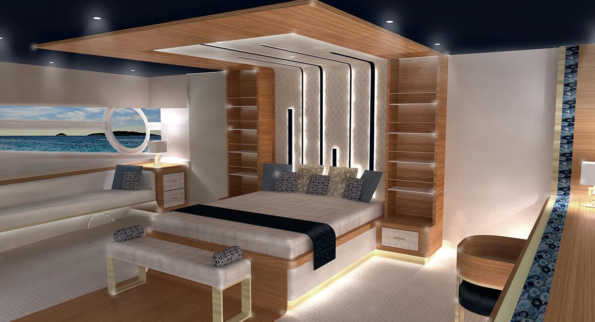 MG Slider - Yacht Master Suite Interior