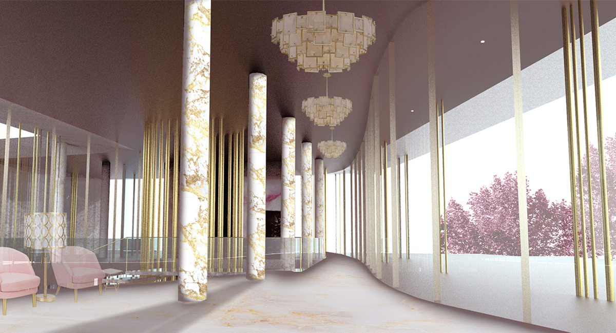 MG Slider - Luxury Resort Indoor