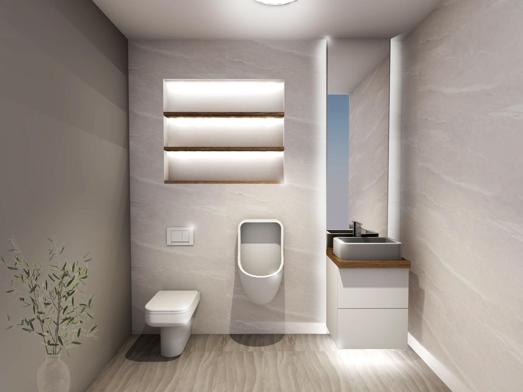 MG_Project_16_Rojc Robert_Hisa Brezje_Archicad - Bathroom 0L -1